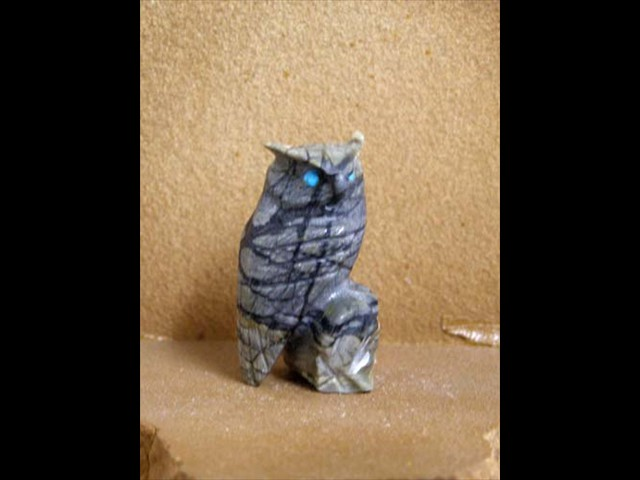 Owl Picasso Marble