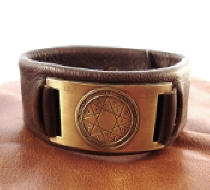Seal of King Solomon Protection Bracelet