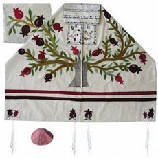 Emanual Tree of Life Tallit